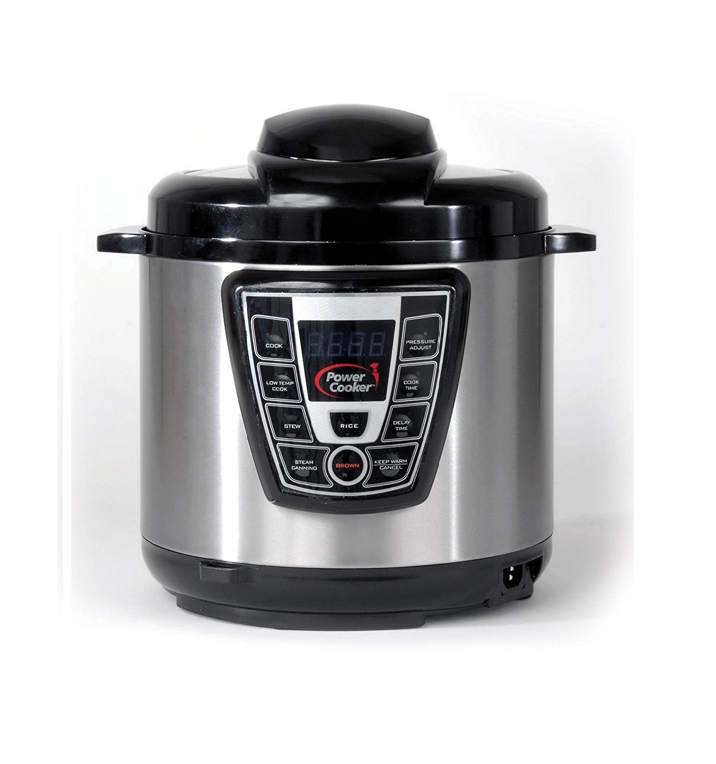 Electric Pressure Cooker ~ The best pressure cooker