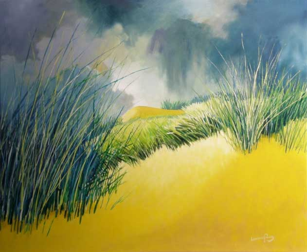 Sand Dunes; The Gower