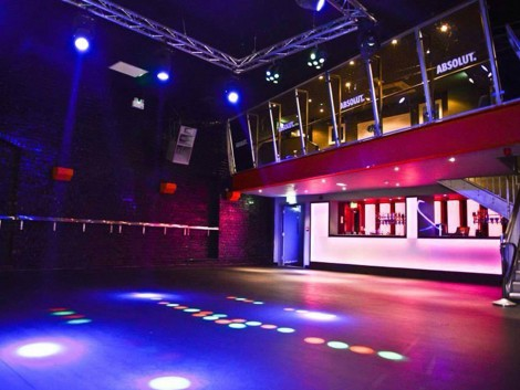 Fresh Interiors -T-Street Warehouse-Nightclub