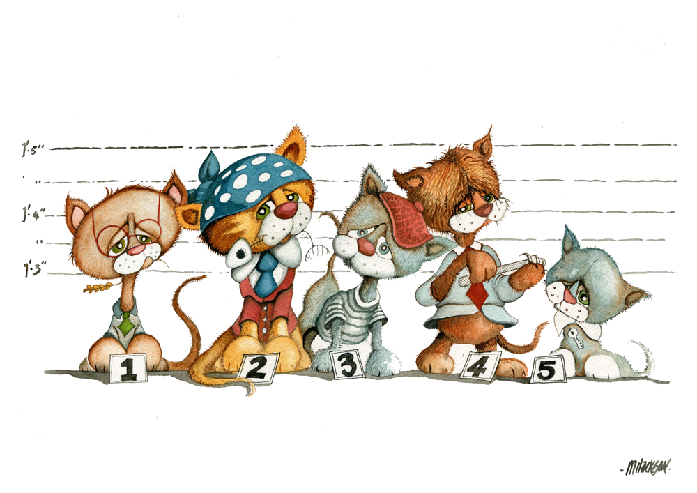 Usual Suspects Cats