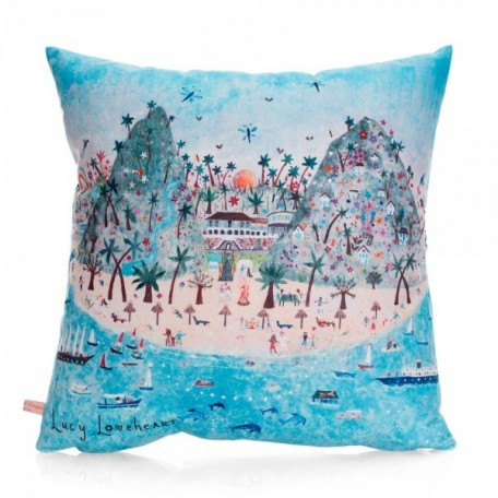 Sugar Beach Cushion