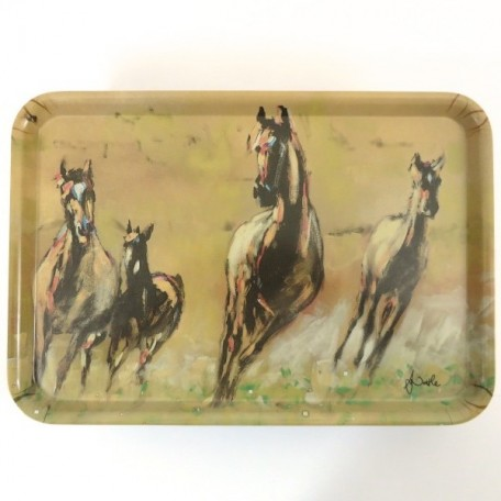 Freedom Field Large Serving Tray