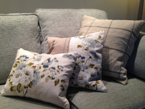 Cushions by Walnut Tree Home