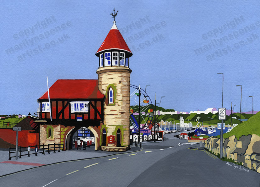 Toll House Scarborough