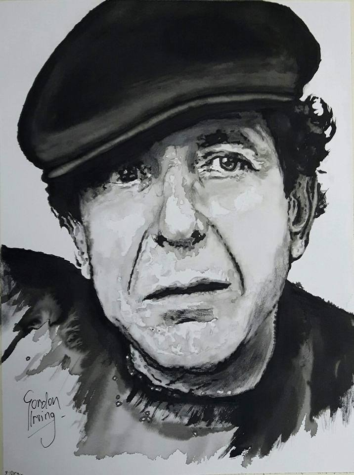 THE PARTISAN - Portrait of Leonard Cohen