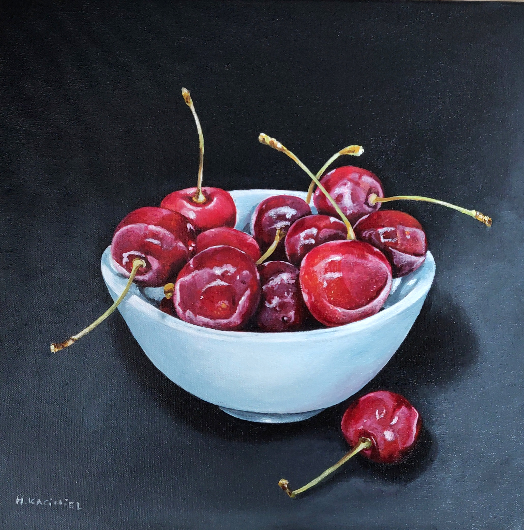 Juicy Cherries