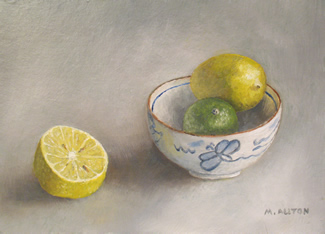 Citrus Fruit and Bowl