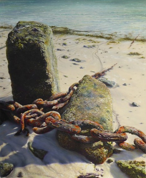'Rusting Chains'
