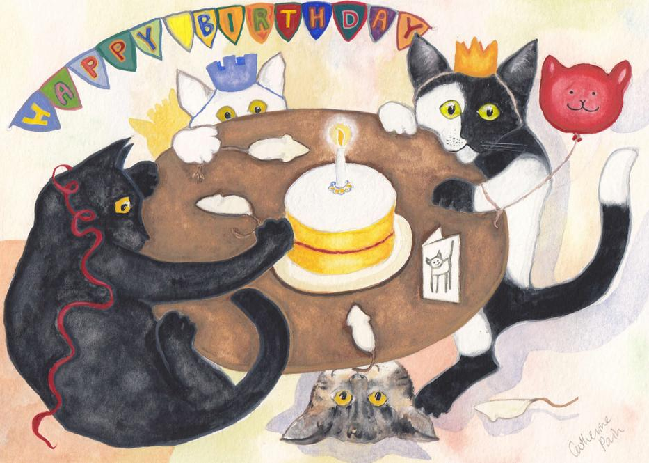 Pussy Cats' Party