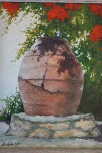 Cracked Pot