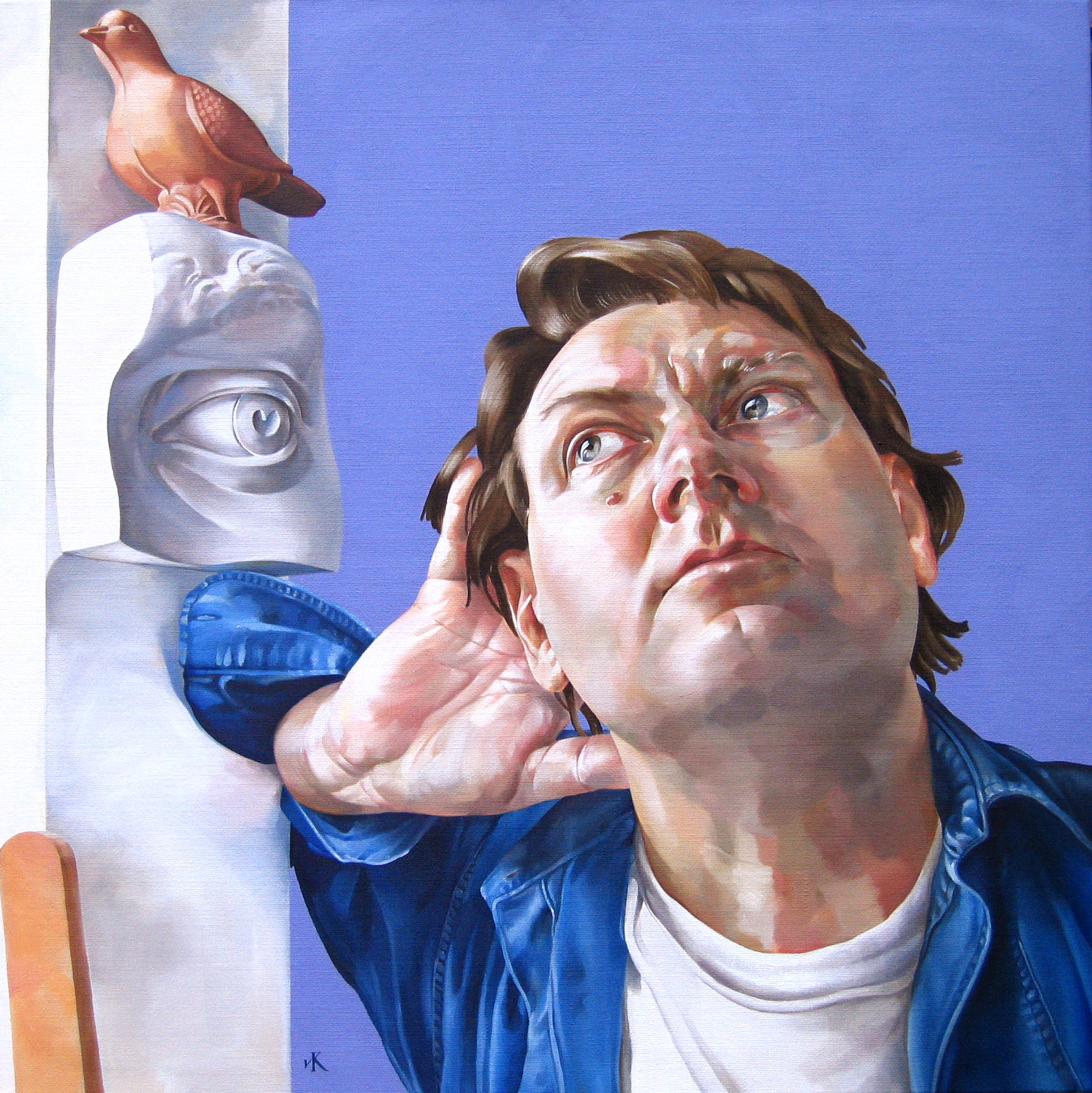Self-Portrait No. 48