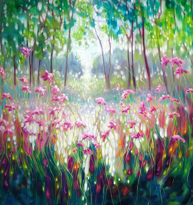 The Angel Of Spring Rises