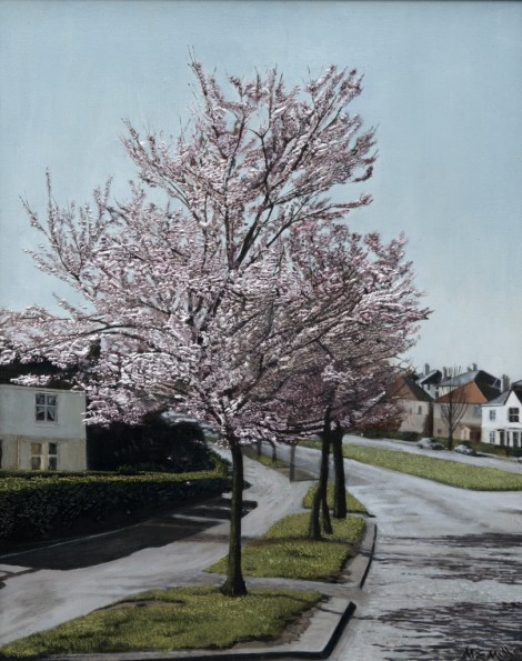 Cherry Blossom Knightswood Cross