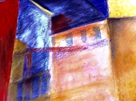 Abstract and the city 1