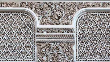 Carved Plaster