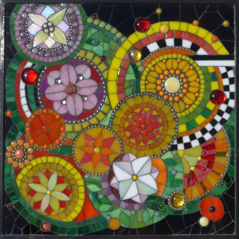 Circles not flowers
