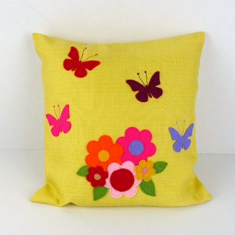 Applique Cushion