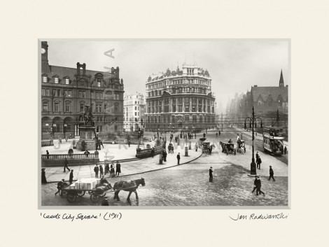 Leeds City Square 1911