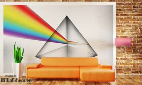 Pink Floyd Style in the Living Room