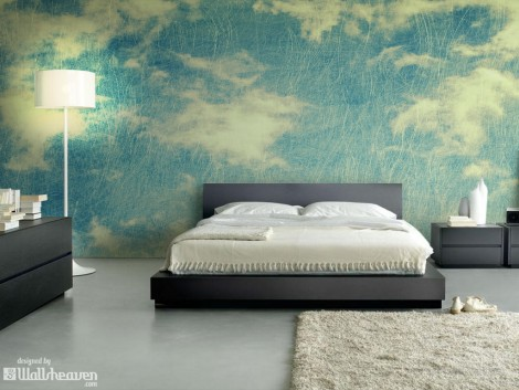 Clouds in the Bedroom