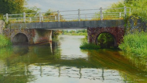 Mayton Bridge on the River Bure