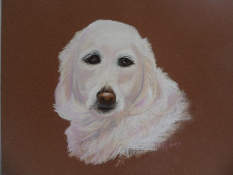 The Moon Dog - sold