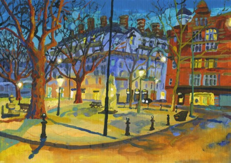Nightfall Sloane Square